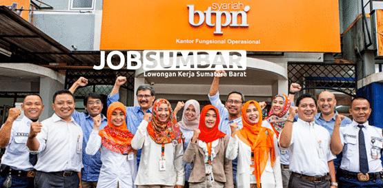 Lowongan Kerja Padang Bank BTPN Syariah Terbaru