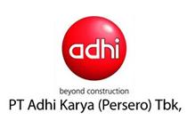Lowongan Kerja PT. Adhi Karya Persero Tbk Terbaru