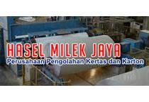 Lowongan Kerja Padang PT. Hasel Milek Jaya Terbaru