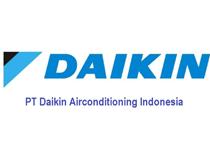 Lowongan Kerja Padang PT. Daikin Airconditioning Indonesia Terbaru